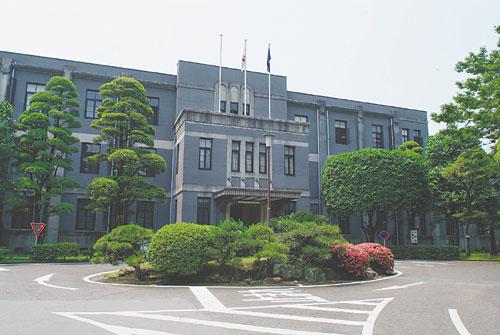 事務局本館