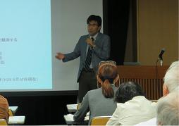 講師:柿本教授