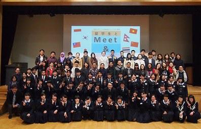 留学生とMeet&Greet2