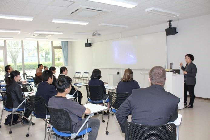 グローバル教育カレッジ棟オープニング記念イベント-4