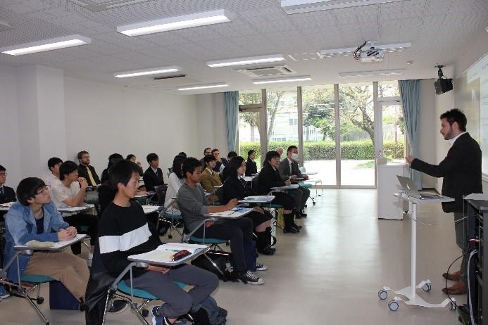 グローバル教育カレッジ棟オープニング記念イベント-5