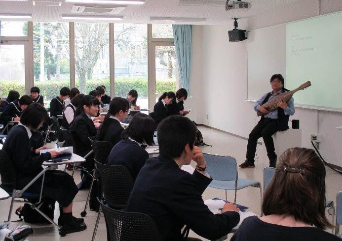 グローバル教育カレッジ棟オープニング記念イベント-6