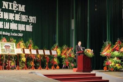 フエ大学開学60周年記念式典pic2